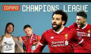 News video: Liverpool Tear Man City Apart in Champions League | Champions League Show