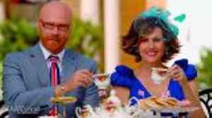 News video: Will Ferrell and Molly Shannon to Host HBO's Royal Wedding Special | THR News