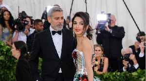 News video: George & Amal Clooney Invited to the Royal Wedding