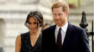 News video: Meghan Markle's Dog Rode With Queen Elizabeth to Windsor