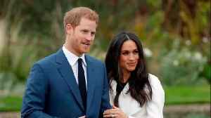 News video: The Trendy Way Harry and Meghan Are Shaking Up Their Wedding Food