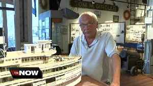 News video: He built a detailed model of the Canadiana