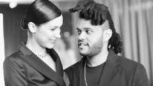 News video: Bella Hadid And The Weeknd KISSING All Night! Relationship Back ON!