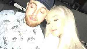 News video: Ariana Grande Shares Sweet Message About New EX Mac Miller!