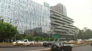 News video: Mexico's Central Bank to create cyber security unit after hack