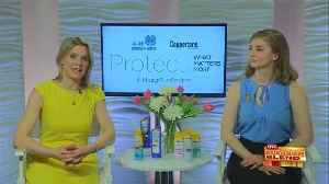 News video: Protect What Matters Most with Sun Safety