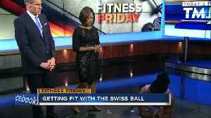 News video: Ask the Expert: Using a Swiss ball to get fit