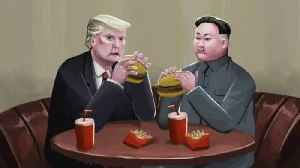 News video: The nuclear word Trump and Kim can't agree on