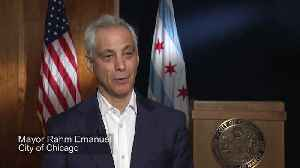 Mayor Emanuel's Reaction To City Hall Vote On Obama Center [Video]