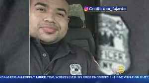 News video: Public Safety Officer Accused Of Sexual Misconduct