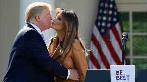 News video: Why is Melania Trump still in the hospital?