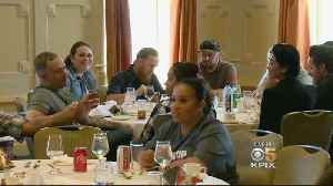 News video: Wounded Veterans Honored at SF Benefit