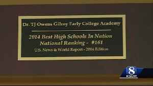 News video: The Central Coast's top-rated school
