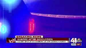 News video: Student shot at Center High School graduation