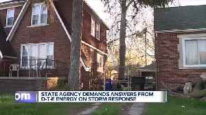 News video: State regulators investigating DTE outages, line death during May storm