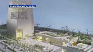News video: Unanimous Approval For $500M Obama Center