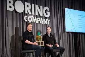 News video: Elon Musk's Boring Company wants to dig under LA
