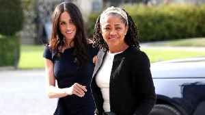 News video: Meghan Markle Celebrates Eve of Royal Wedding With Mom and Friends