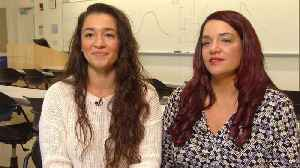 News video: This Mom and Daughter Are the Real 'Life of the Party'