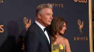 News video: Alec and Hilaria Baldwin welcome fourth child