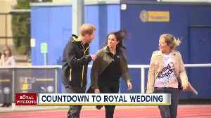 News video: Prince Charles will walk Meghan Markle down the aisle