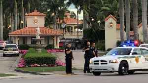 News video: Miami Police Exchange Gunfire With Shooter At Trump Golf Resort