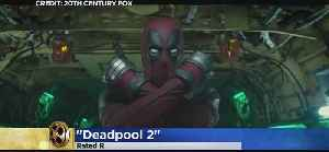 News video: Rusty Review: 'Deadpool 2'