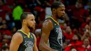 News video: Nick Wright reveals the difference between KD and Curry's offense that the Houston Rockets have exposed
