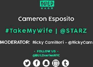 News video: Cameron Esposito LIVE on BUILD Series