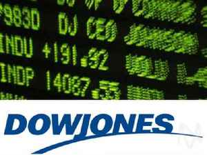 News video: Dow Movers: INTC, CAT