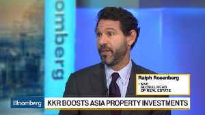 News video: Ralph Rosenberg Says KKR to Expand Its Presence in Asia