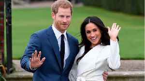 Prince Harry and Meghan Markle's Official Engagement Pics