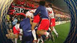 News video: 27th most memorable world cup moment: South Korea topples Italy