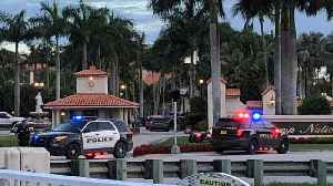 News video: Police Subdue Gunman At Trump National Doral Golf Club