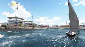 News video: First Self-Sustained Floating Nation Could House Citizens by 2022