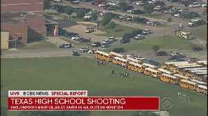 News video: At Least 8 Dead In School Shooting In Texas