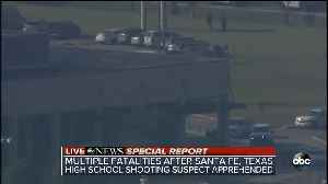 News video: Multiple fatalities in shooting at Texas High School | Special Report