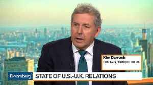 News video: U.K. Amb. Says U.S. Relationship Remains 'Exceptionally Strong'