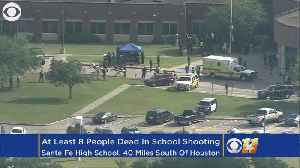 News video: Students And President Speak After School Shooting; At Least 8 People Dead