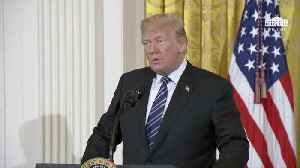 News video: President Trump: These school shootings 'have been going on too long'