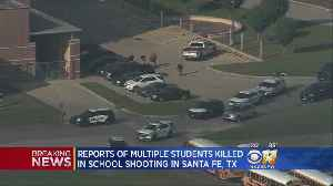 News video: Children & Adults Among Dead After Texas School Shooting