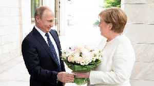 News video: Germany walks delicate line in its bilateral relations with Russia