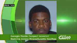 News video: Man Wanted For Murder In Atlanta Captured In Massachusetts