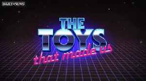 News video: Netflix's 'The Toys That Made Us' creator talks love of toys