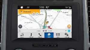 News video: Ford Sync 3 Waze Intregration