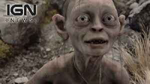 News video: Andy Serkis Won't Reprise His Role as Gollum