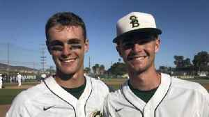 Jake Saum pitches St. Bonaventure past Simi Valley [Video]