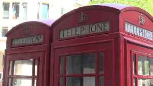 News video: The History of Britain's Iconic Red Phone Booths