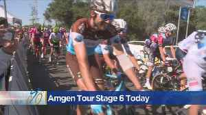 Folsom Welcomes Amgen Tour Of California