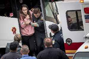 News video: Bus crash inside Lincoln Tunnel injures 30 people, with seven seriously hurt